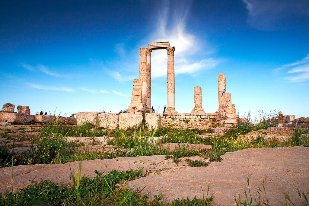 The Temple of Hercules