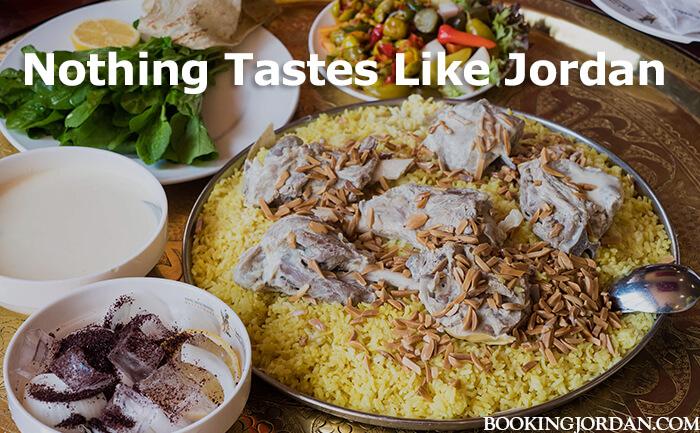 Nothing Tastes Like Jordanian  Food and Arabic Cuisine