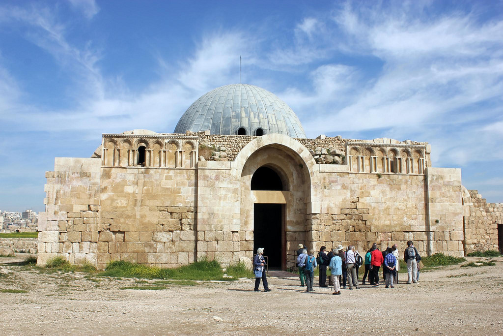 Umayyad Palace Citadel Amman