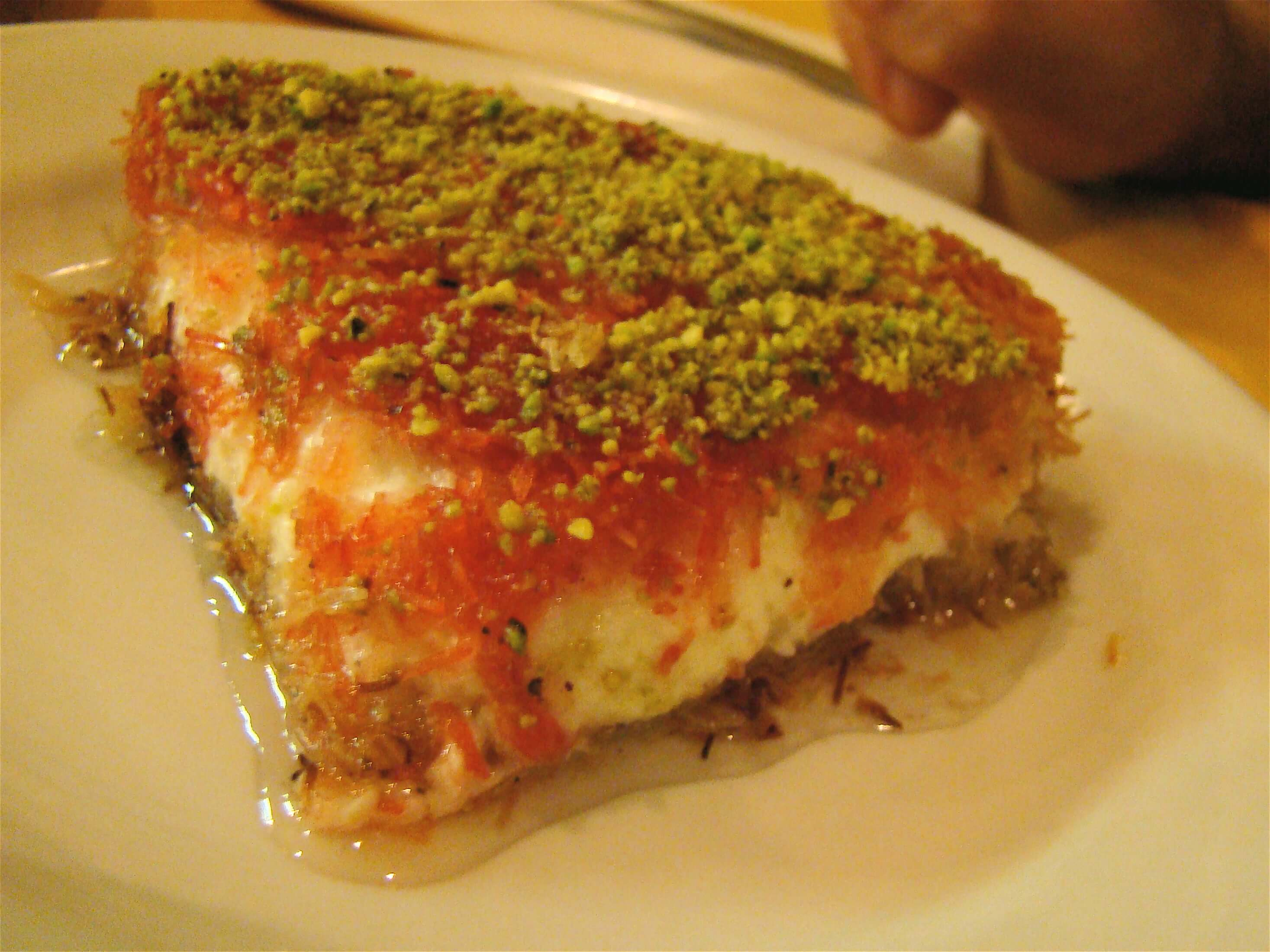 Sweets Please, A Quick Look to Arabic Desserts