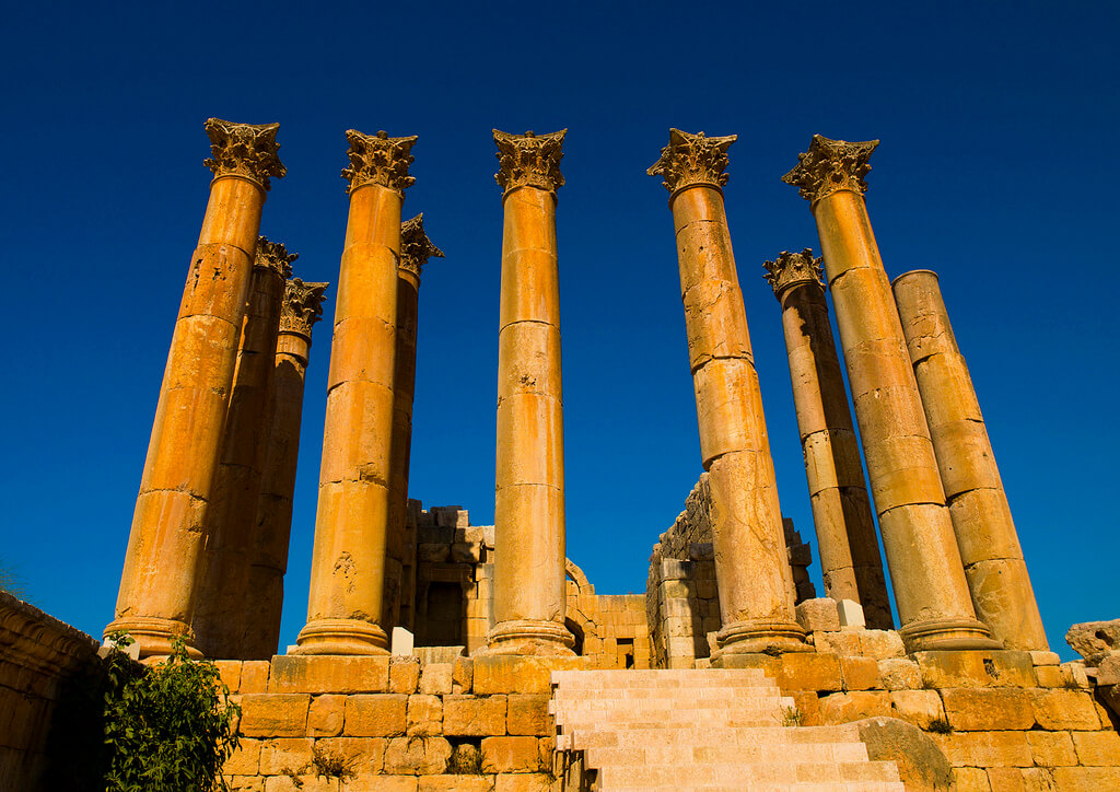 Where to stay in Jordan?