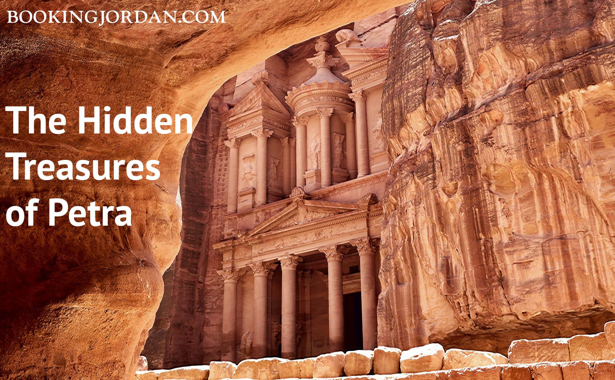 What is Inside Petra in Jordan