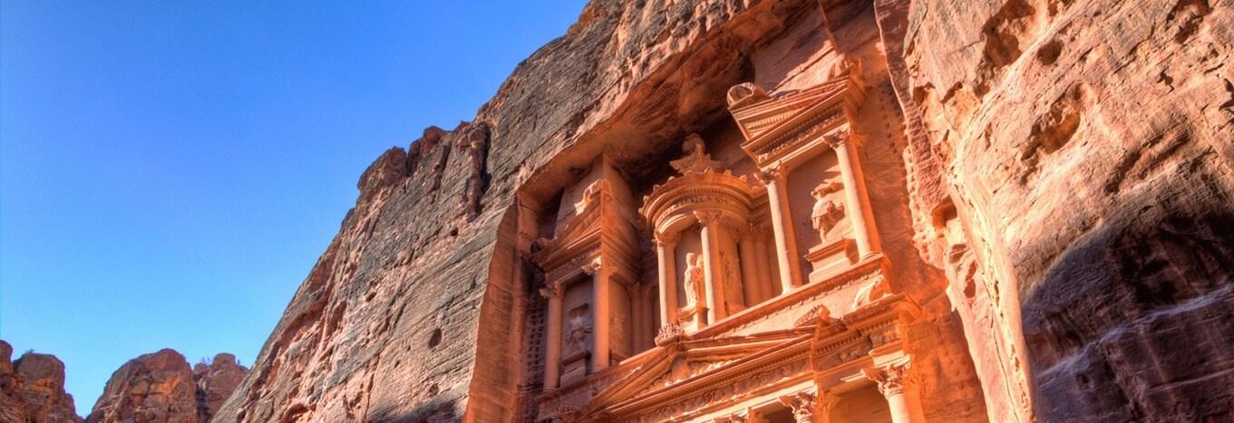 Treasury Petra Jordan