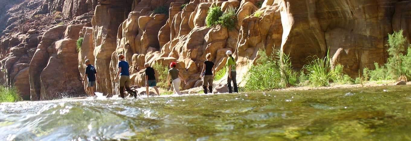 Mujib Biosphere Reserve Jordan