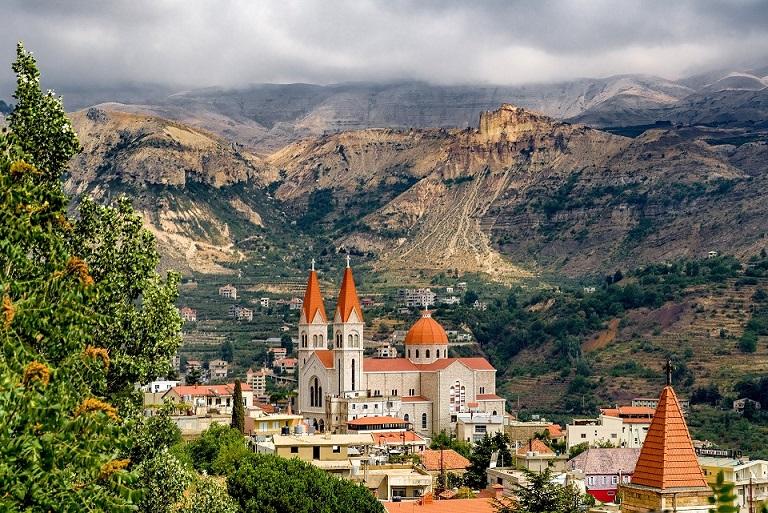 Bsharri Qadisha Valley