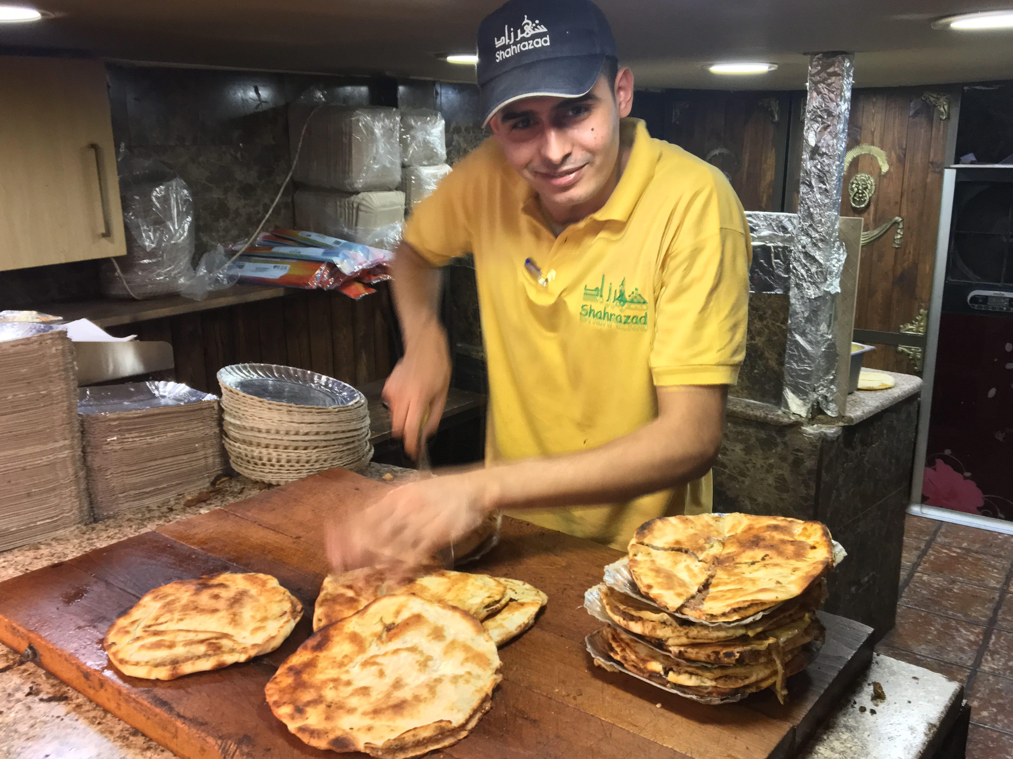 Restaurant Amman