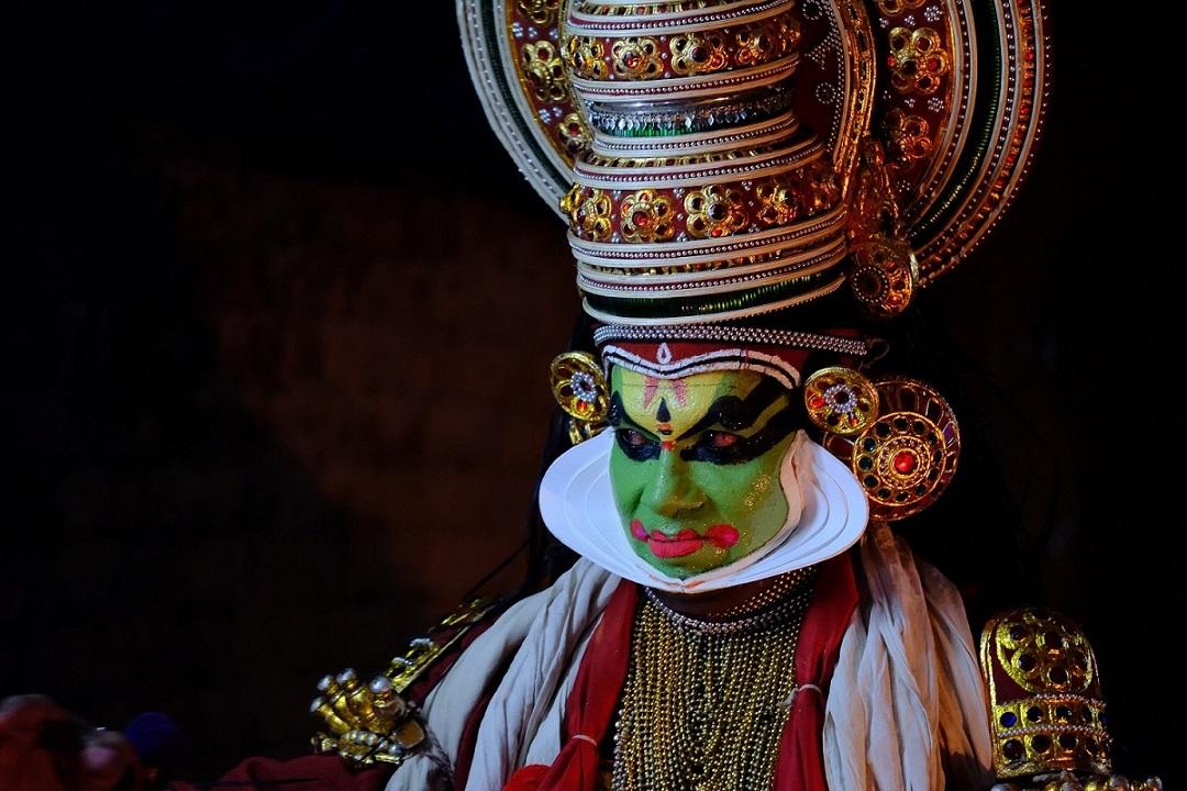 Kathakali Dance India