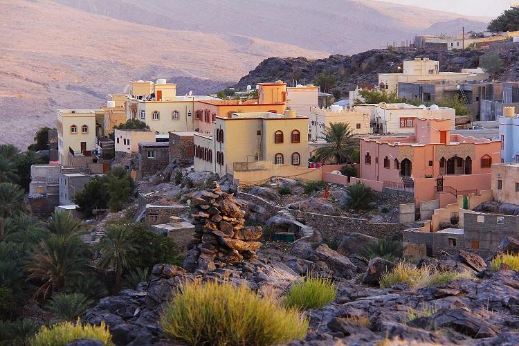 Village Oman