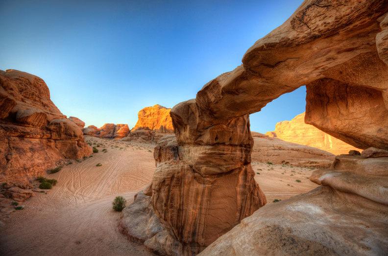 Slider Image 1 of 2 Days Petra and Wadi Rum