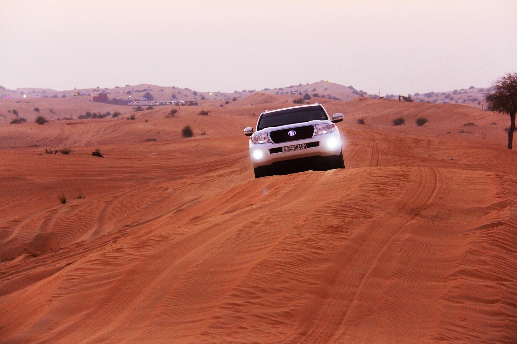 Dubai Desert 4WD