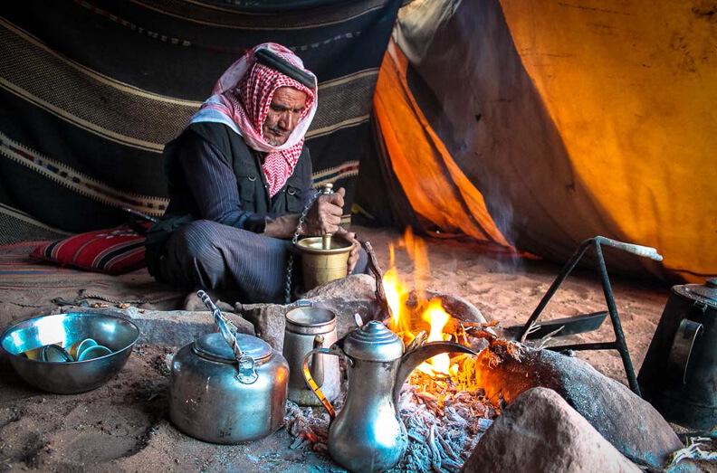 Bedouin Tent Jordan